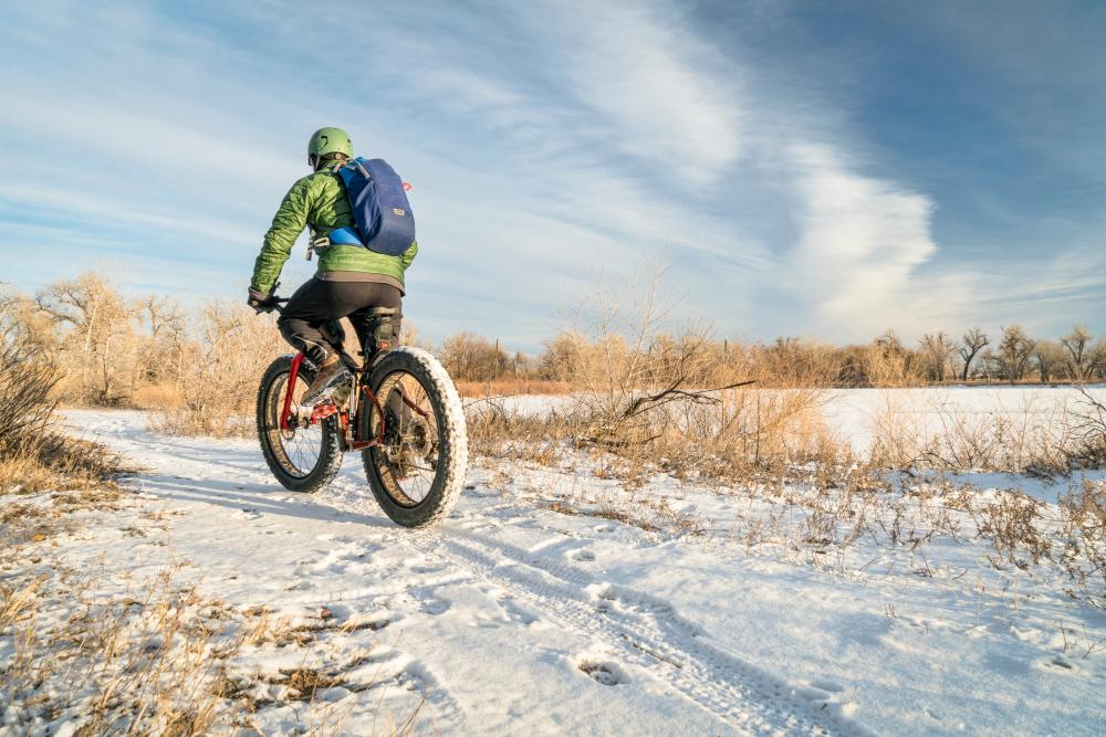 Cykling vintertid